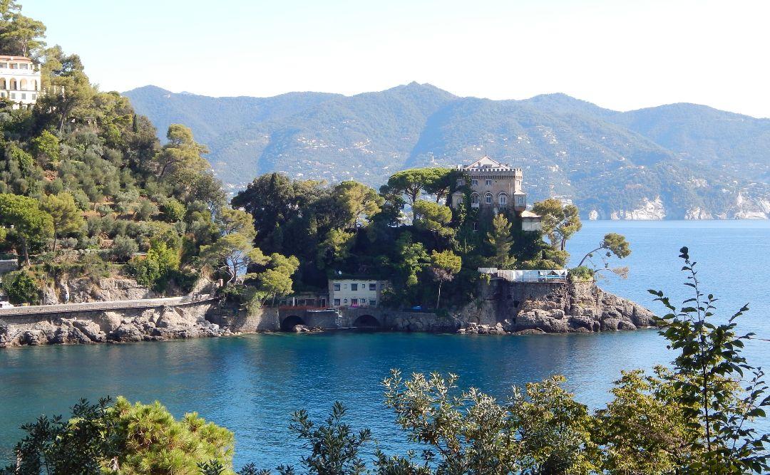 Portofino felé